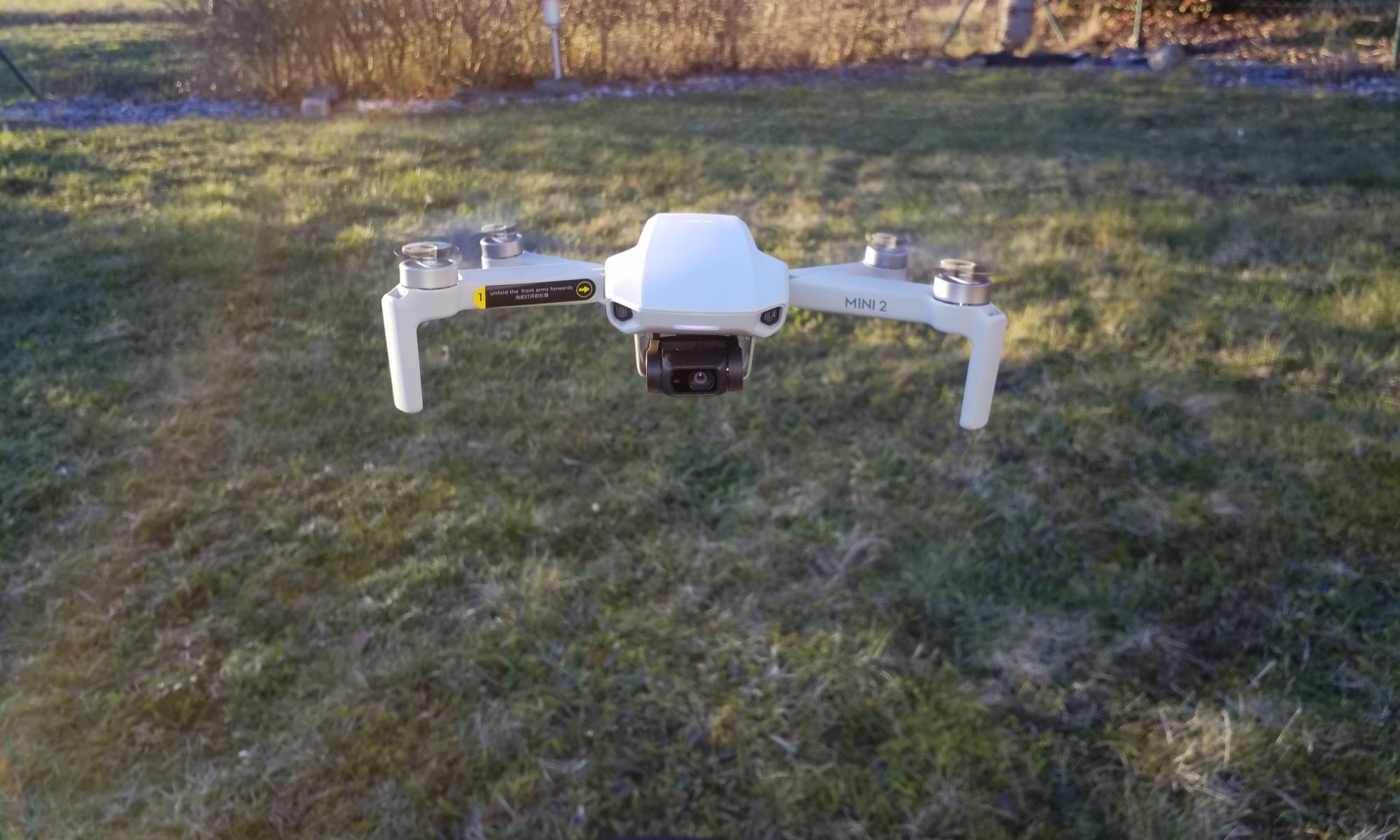 höher, weiter Multicopter